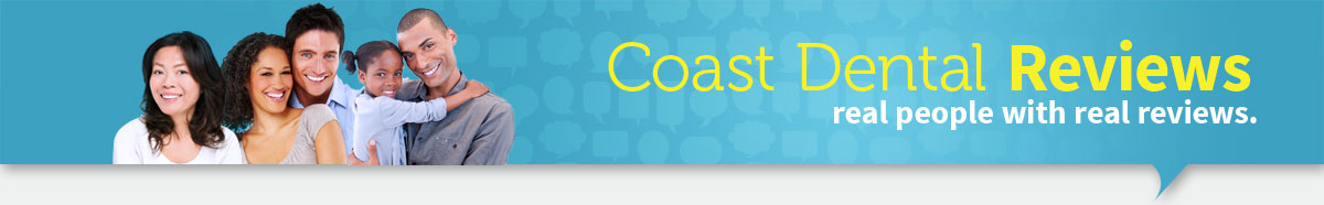 Coast Dental Reviews Banner